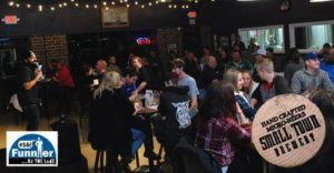 FBTL Comedy Showcase at Small Town Brewery Taproom - 04-20-2018 @ Small Town Brewery Taproom | Wauconda | Illinois | United States