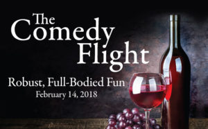 The Comedy Flight at Cellar Gate - Valentine's Day Special @ Cellar Gate Wine Market & Bistro | Highwood | Illinois | United States