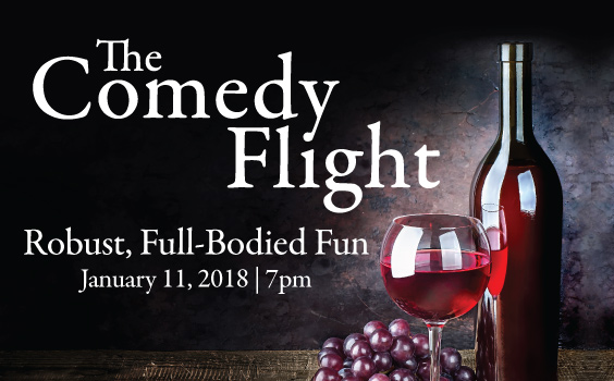 The Comedy Flight | Cellar Gate