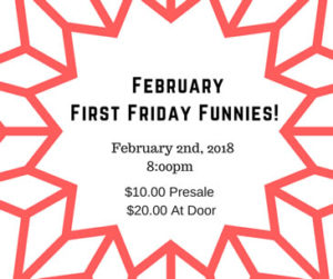 First Friday Funnies @ Improv Playhouse @ Improv Playhouse | Libertyville | Illinois | United States