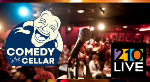 Comedy in the Cellar - June 21, 2018 @ 210 Restaurant | Highwood | Illinois | United States