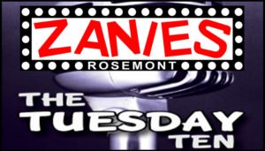 Tuesday Ten Comedy Showcase @ Zanies Rosemont | Rosemont | Illinois | United States