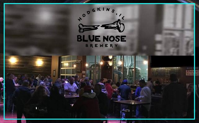 Blue Nose Taproom Hodgkins Illinois Comedy Night