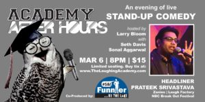 Academy After Hours Stand-Up Comedy @ The Laughing Academy | Glenview | Illinois | United States
