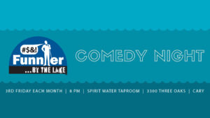 FBTL Comedy Showcase - 08-20-2021 @ Spirit Water Brewery Distillery Taproom | Cary | Illinois | United States